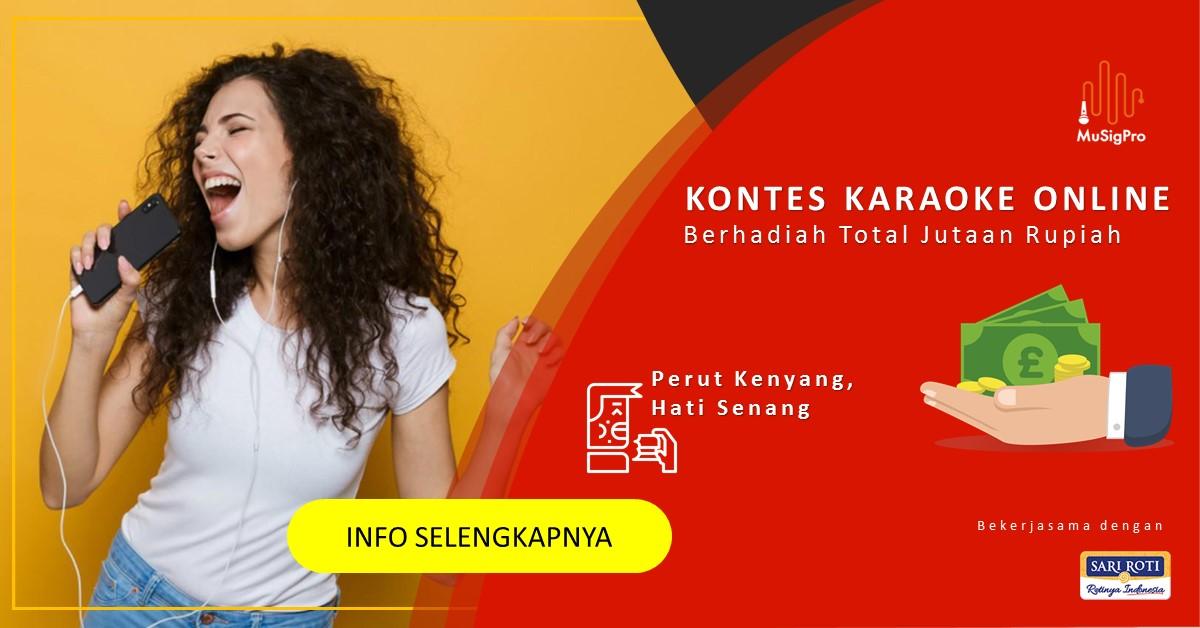 Kontes Karaoke Online Berhadiah Total Jutaan Rupiah