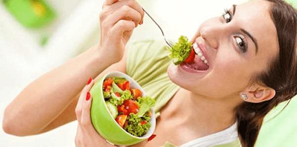 Makan Buah dan Sayur untuk Jaga Kesehatan Gigi & Mulut