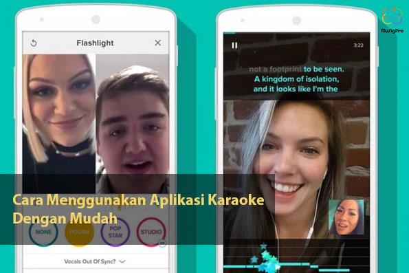 Cara Menggunakan Aplikasi Karaoke Dengan Mudah