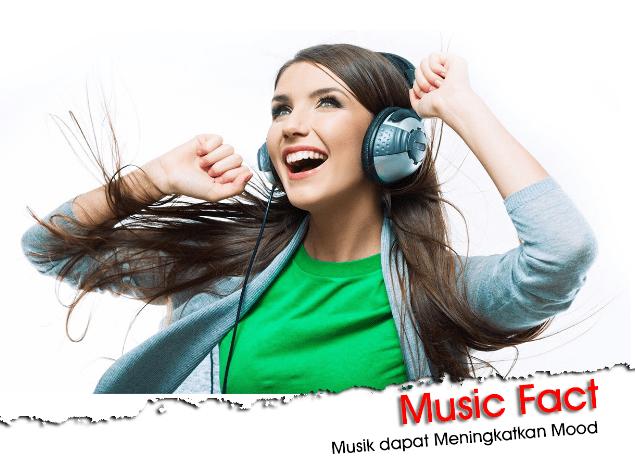 Manfaat Musik Untuk Kesehatan Mental dapat meningkatkan mood