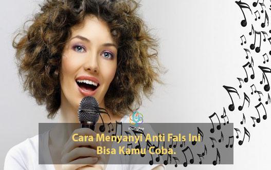 Cara Menyanyi Anti Fals Ini Bisa Kamu Coba
