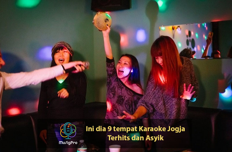 Ini dia 9 tempat Karaoke Jogja Terhits dan Asyik