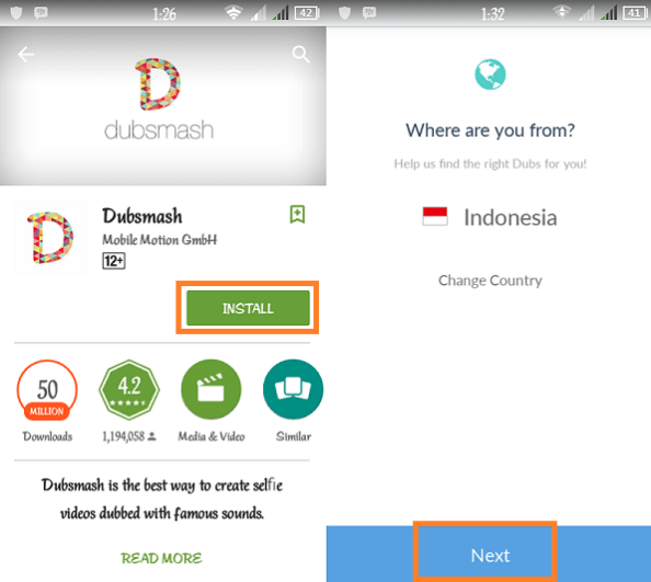 aplikasi dubsmash