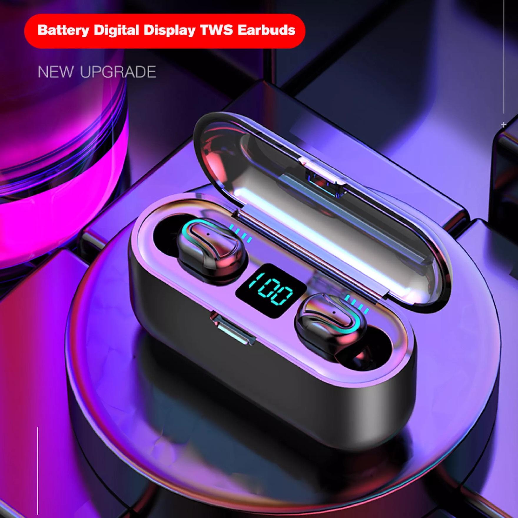 FONIX Headset TWS Nirkabel Mini