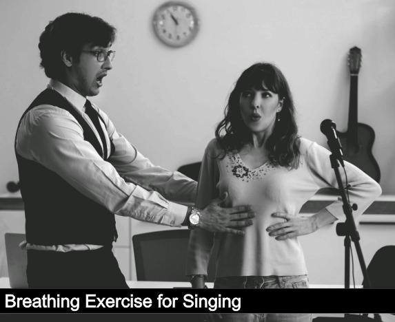 Breathing Exercise For Singing