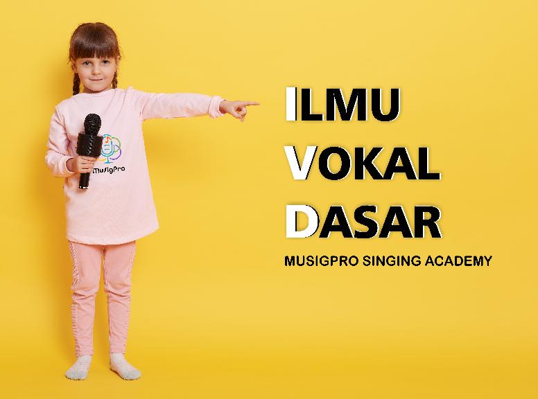Belajar Vokal Bersama MuSigPro Singing Academy